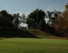 Hole # 2 – The Gorge – Par 3, 132m index 16/34