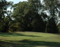 Hole # 3. Flying Fox, Par 4, 367m index 1/19