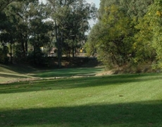 Hole # 9 – Castle Valley – Par 3, 183m index 10/31