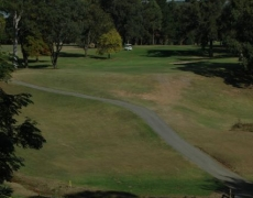 Hole # 10 – Willow Way – Par 3, 164m index 11/32