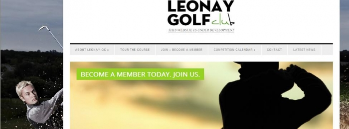 Leonay Launches our New Website for 2012
