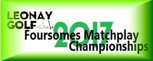 Foursomes Matchplay